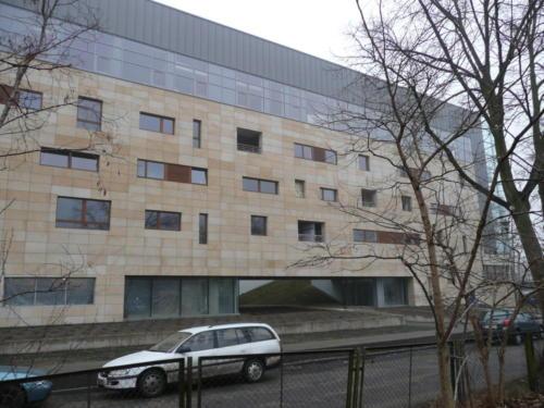 """Budynek sanatoryjno-hotelowy """"Sand Hotel"""" w Kołobrzegu"""