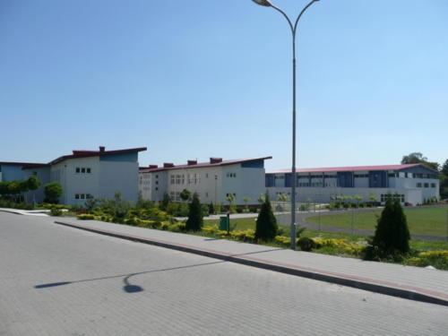 Zespół Szkół w Barwicach