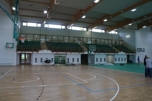 Hala sportowa dla Gimnazjum nr 6 w Koszalinie
