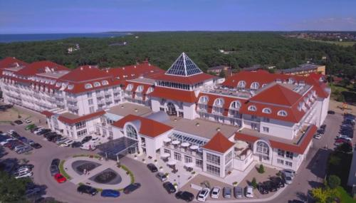 Budynek hotelowy GRAND LUBICZ w Ustce