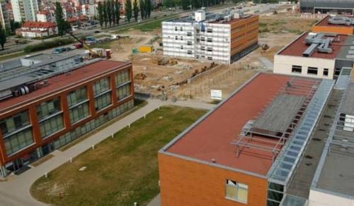 Laboratorium wytrzymałości materiałów Politechniki Koszalińskiej