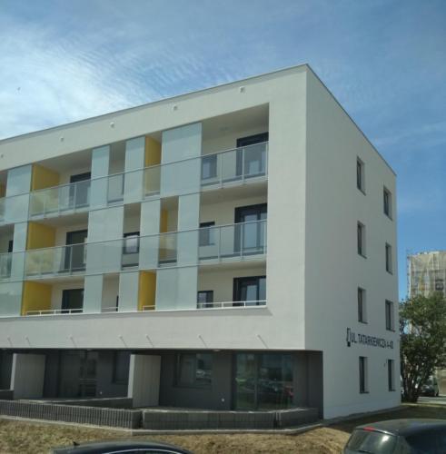 Budynek mieszkalny przy ul. Tatarkiewicza w Koszalinie