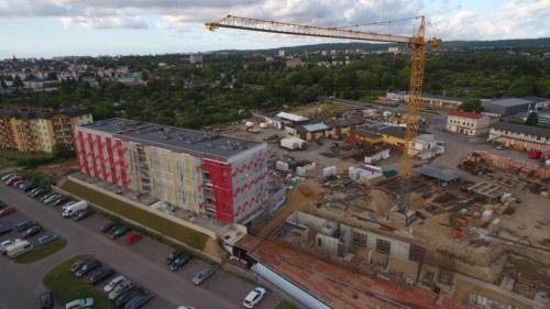 Budowa budynku mieszkalnego nr 3 przy ul. Połczyńskiej w Koszalinie