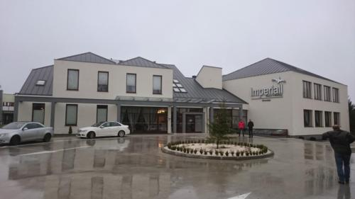 Imperiall Resort & MediSpa w Sianożętach